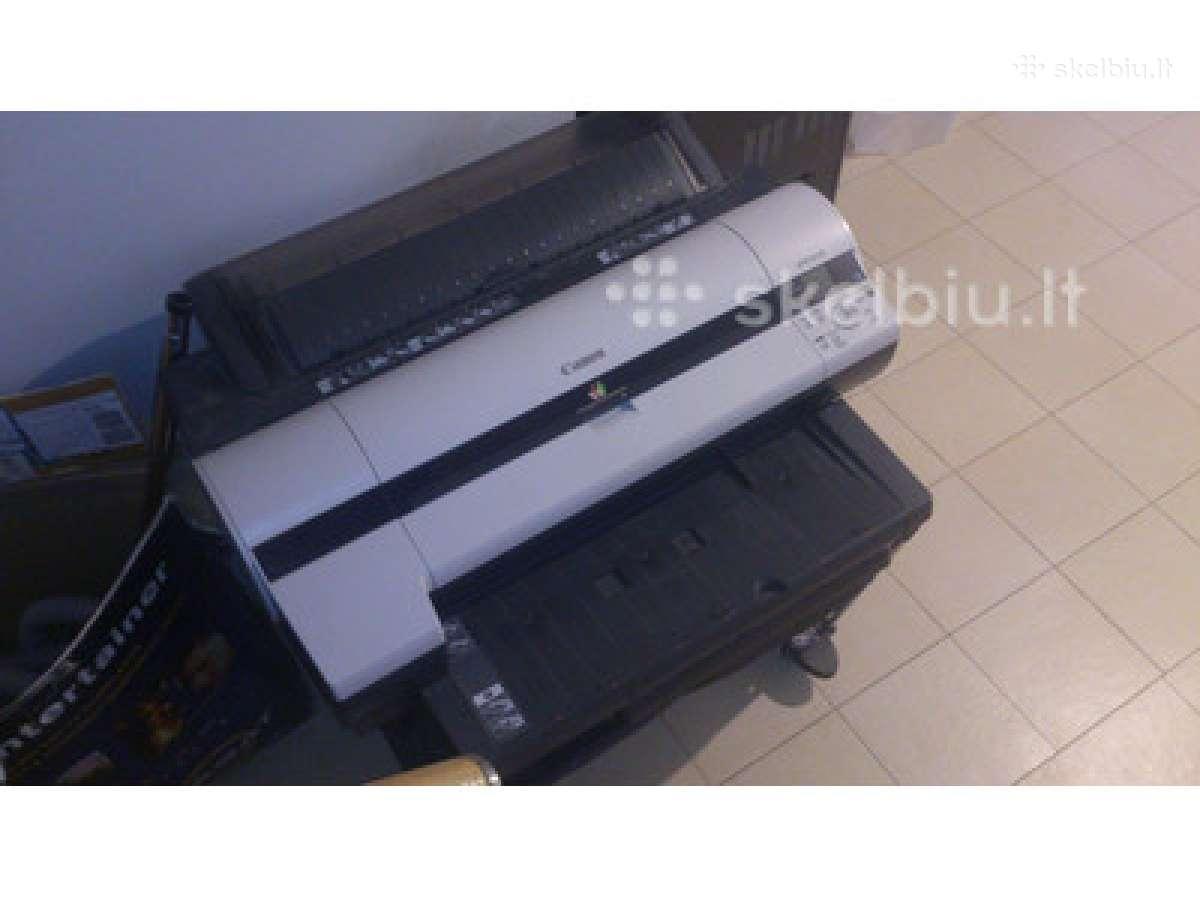 Parduodamas spausdintuvas Canon Ipf 610