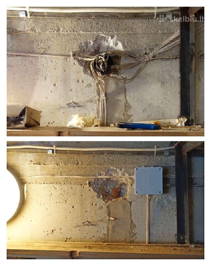 Elektros instaliacija, signalizacija