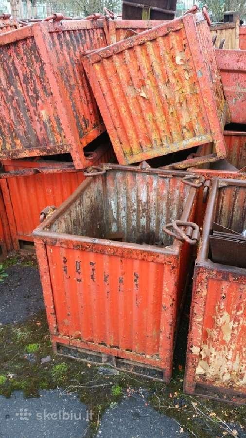 Metalinės dėžės