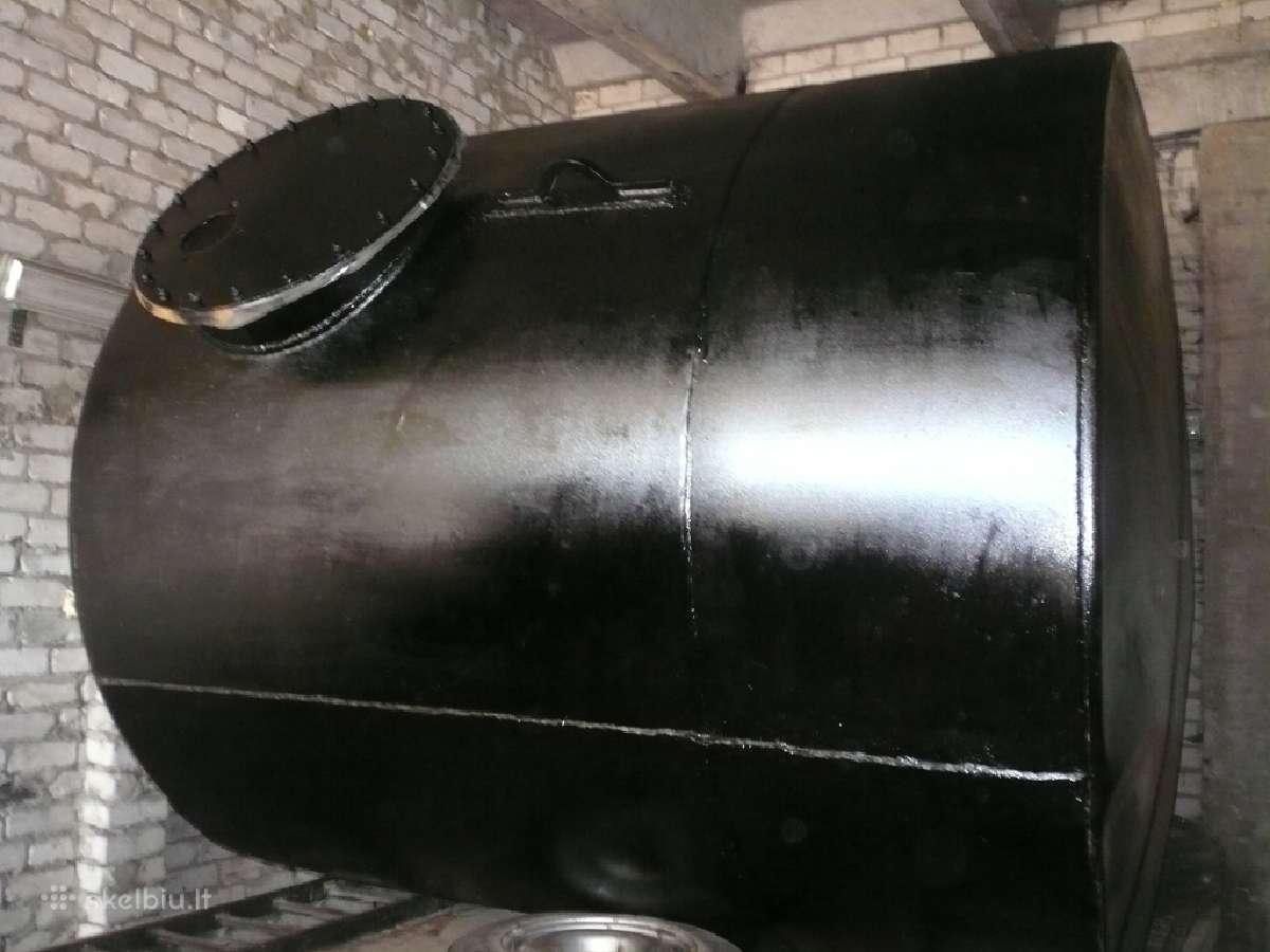 Cisterna,bačka,talpa,cisternos,smaluota 5,5 kub.m.
