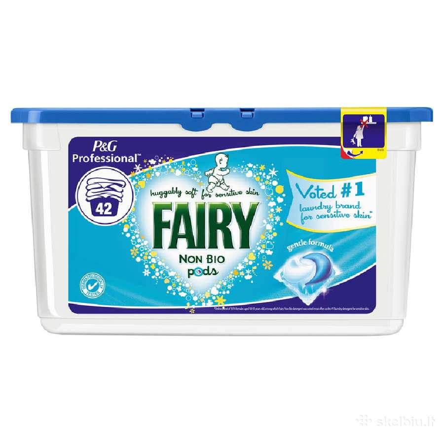Įvairi buitinė chemija ir higienos prekes is Angli