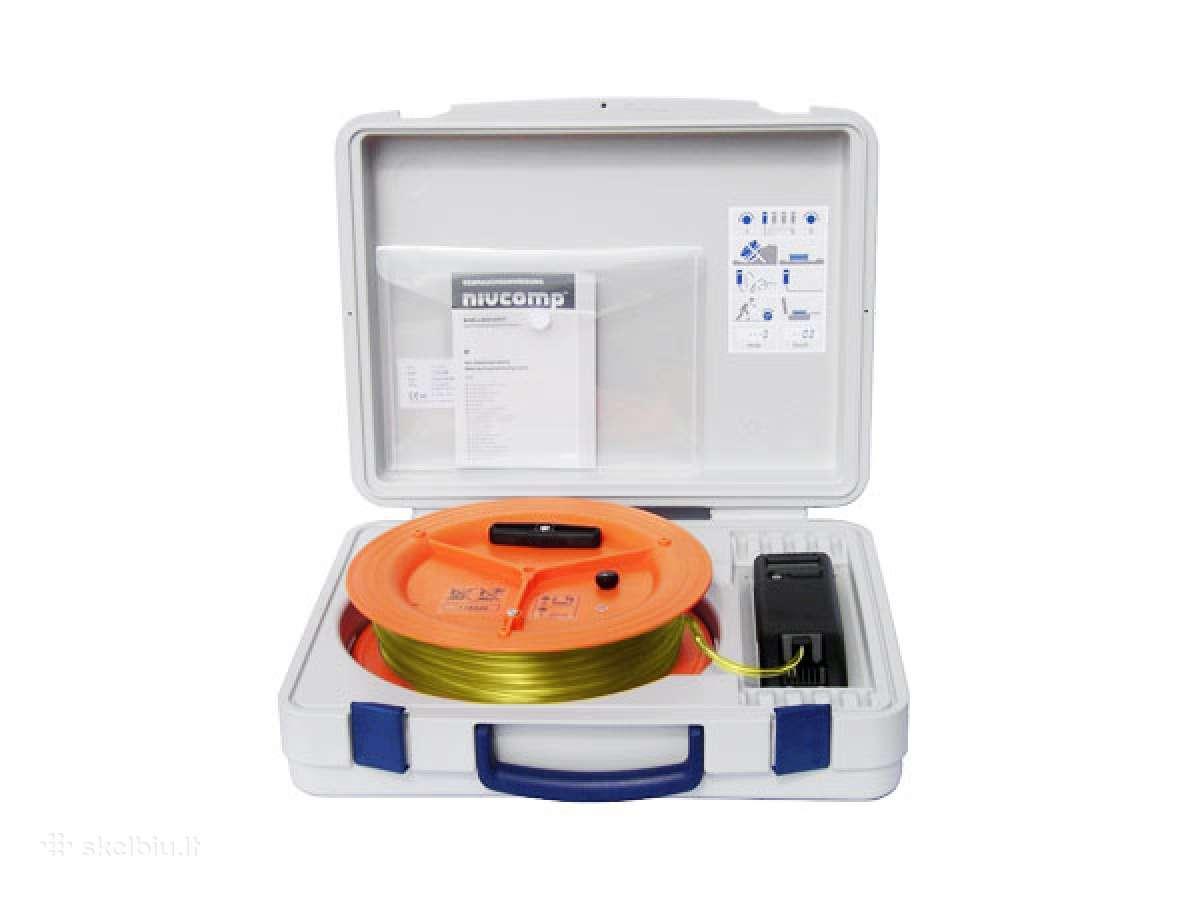 Elektroninis vandens gulsčiukas Nivcomp H25 Naujas