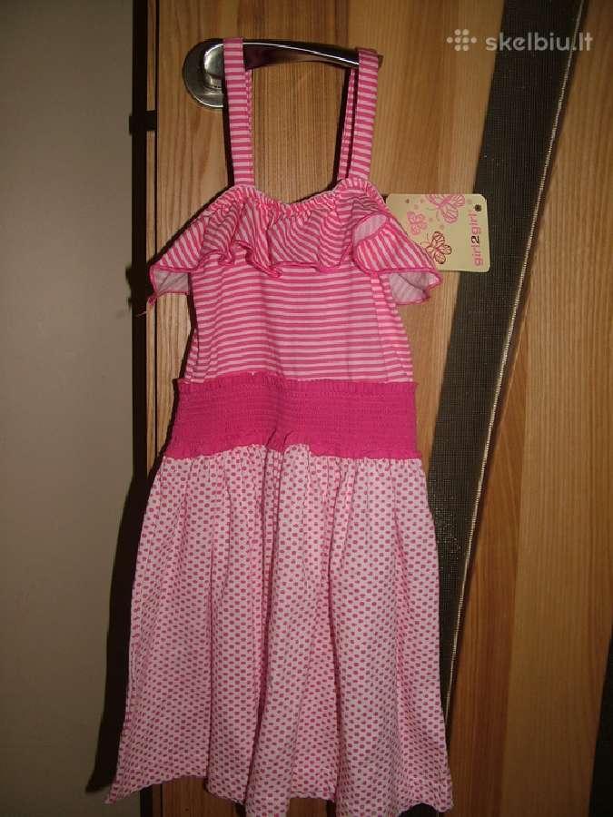 """Nauja """"Girl2girl"""" suknelė 2-4 m."""