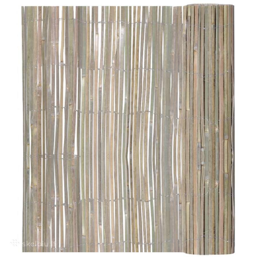 Bambuko Tvora, 100 x 400 cm, vidaxl