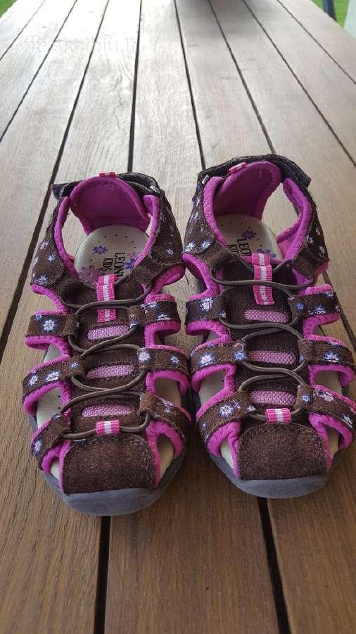 Vasarinės basutės mergaitėms