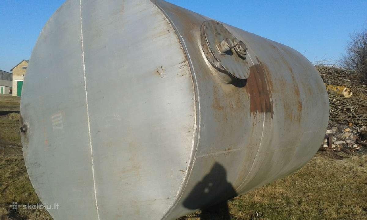 Cisterna Backa. 25 kubu m3 Atvežu