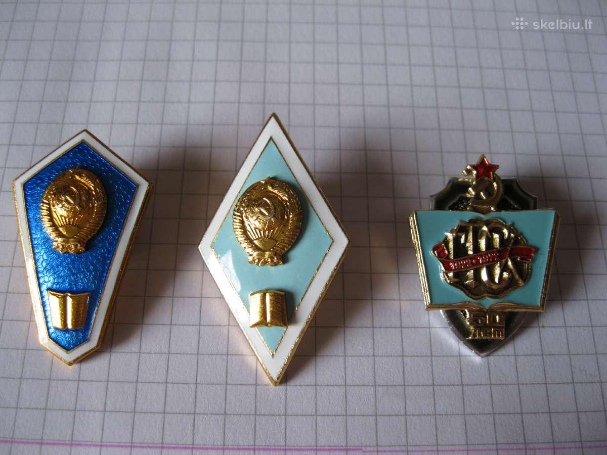 CCCP Zenkliukai 3 vnt. .zr. foto.