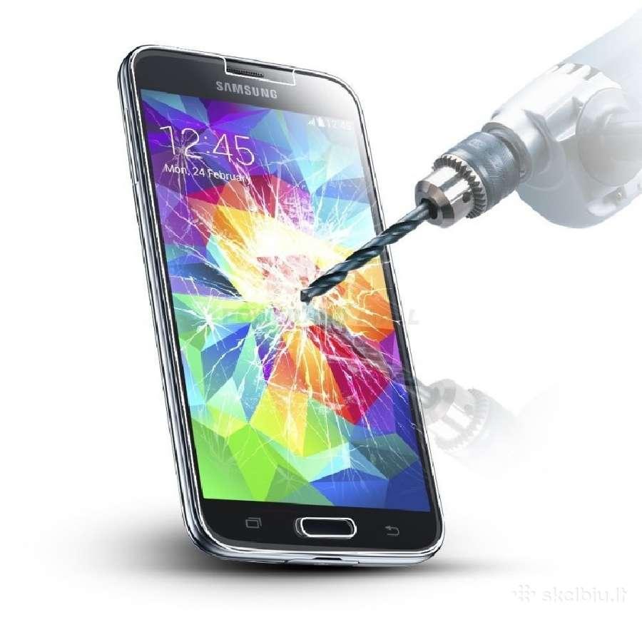 Grūdinti stiklai Telefonams Samsung/apple/huawei