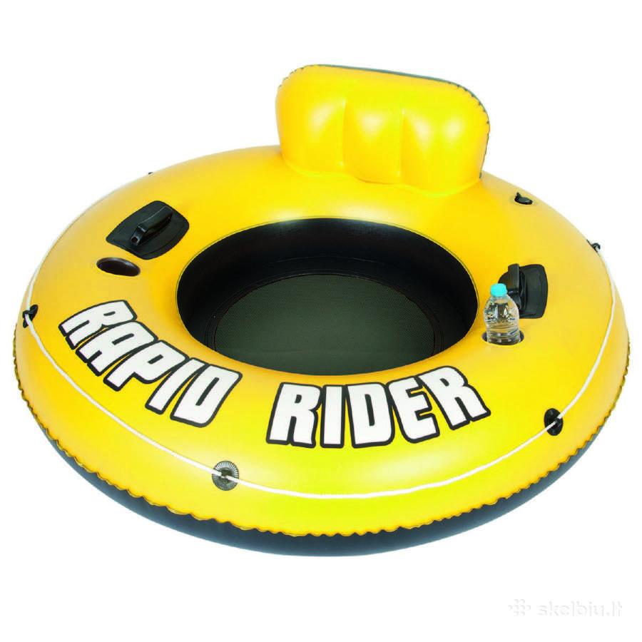 Bestway Rapid Rider Pripučiamas Ratas, vidaxl