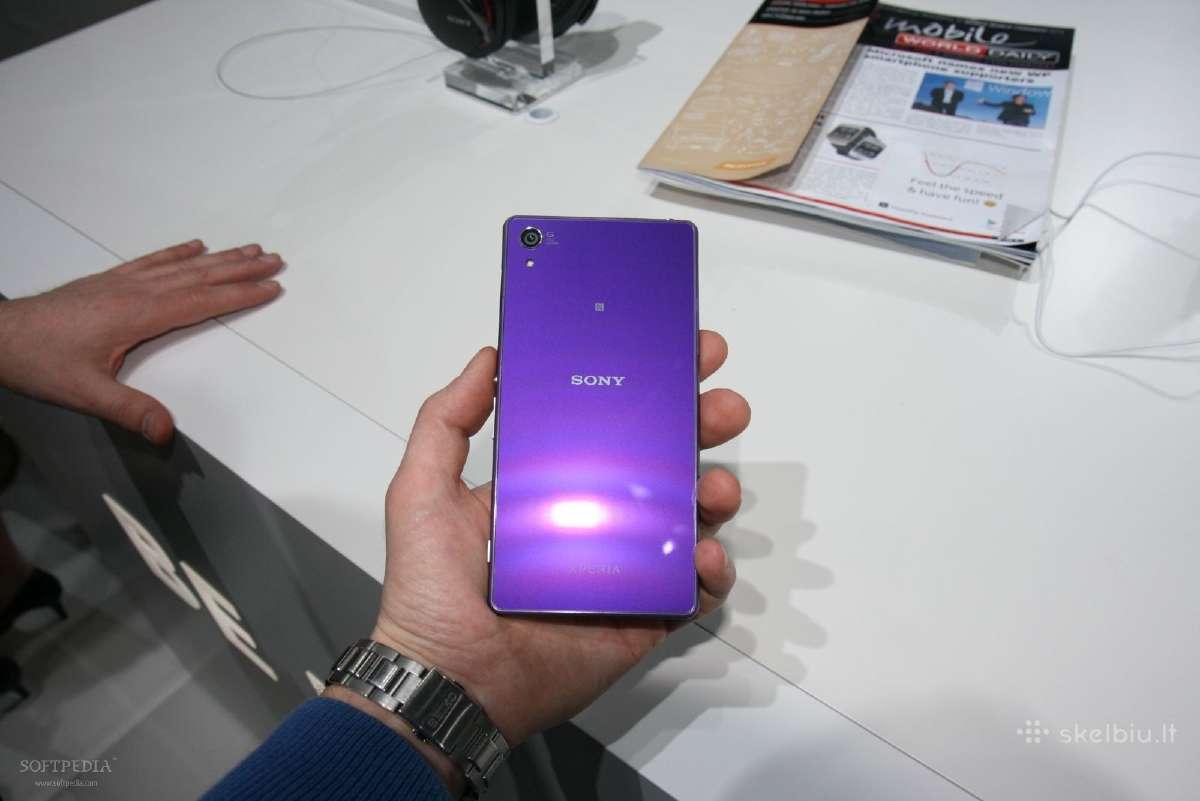 Sony Xperia Z Z1 Z2 Z3 ir kiti ekranai nauji