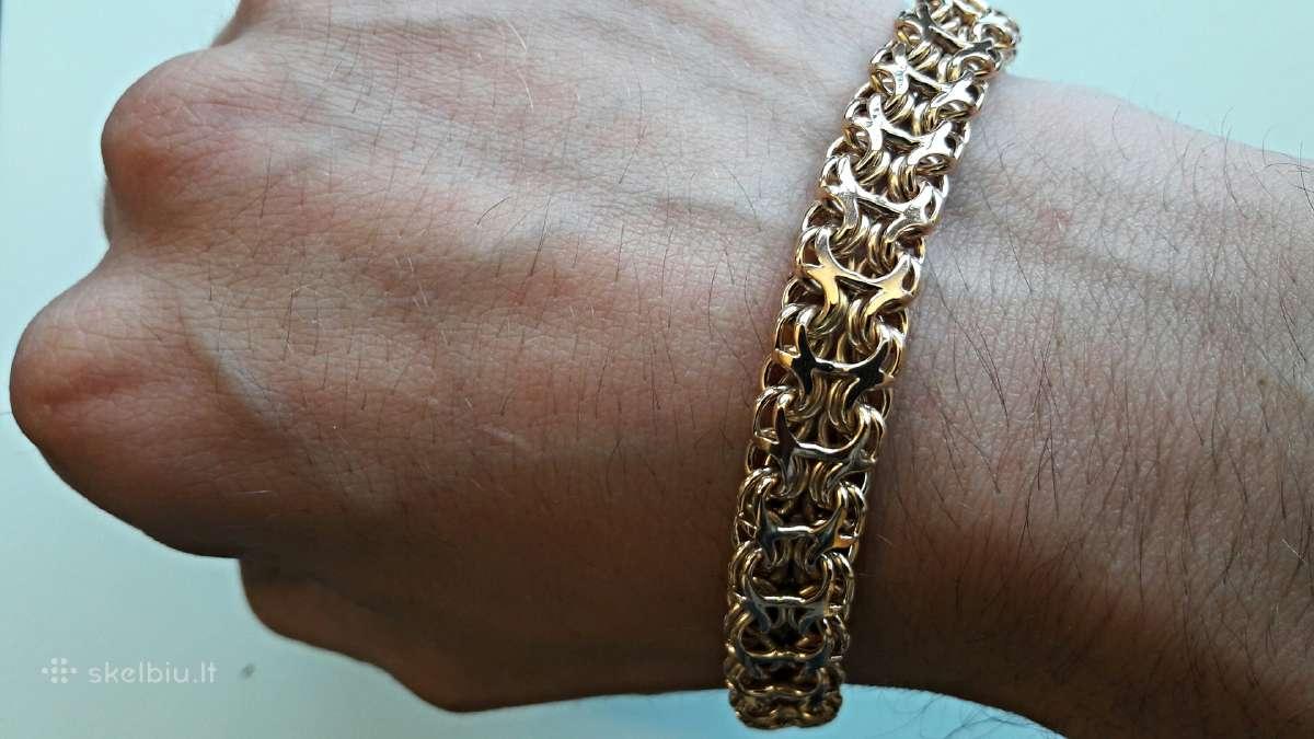 Auksine apyranke Ramzes 55gr.