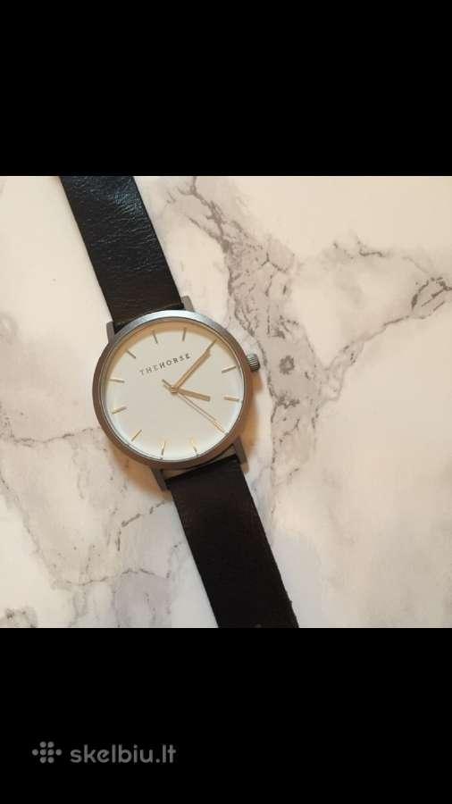 Naujas stilingas laikrodis The Horse