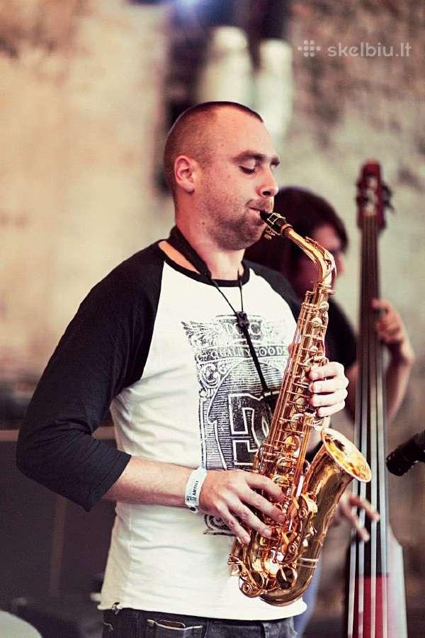Saksofono muzika, saksofonistas saksofonininkas