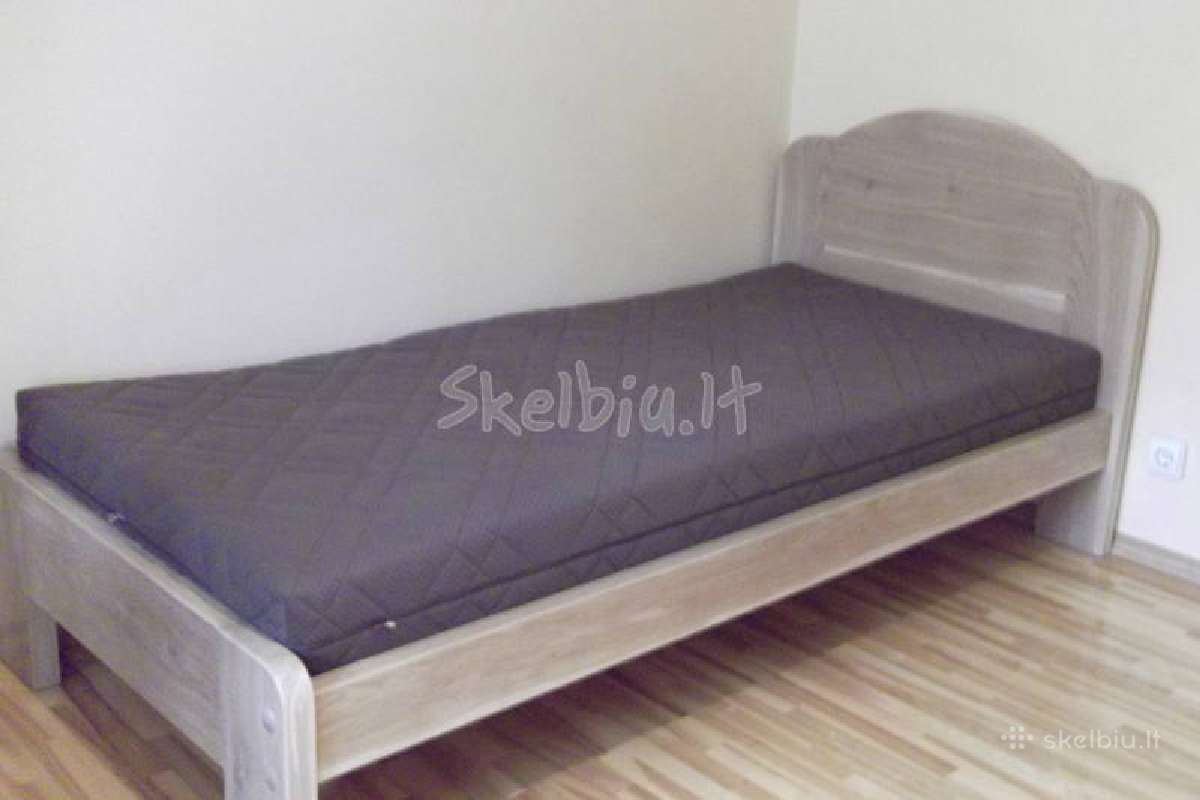 Parduodu nauja azuolo masyvo lova.