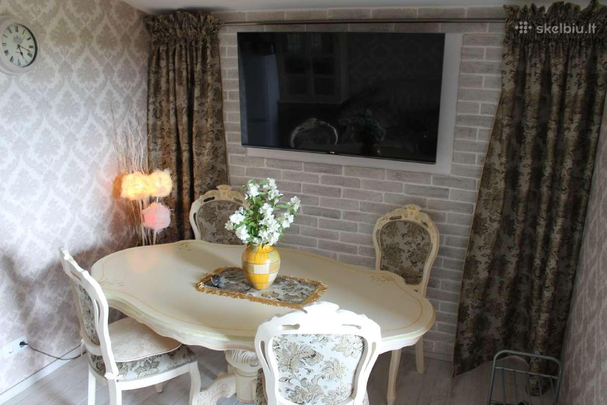 Provanso apartamentai su jacuzzi ir sauna