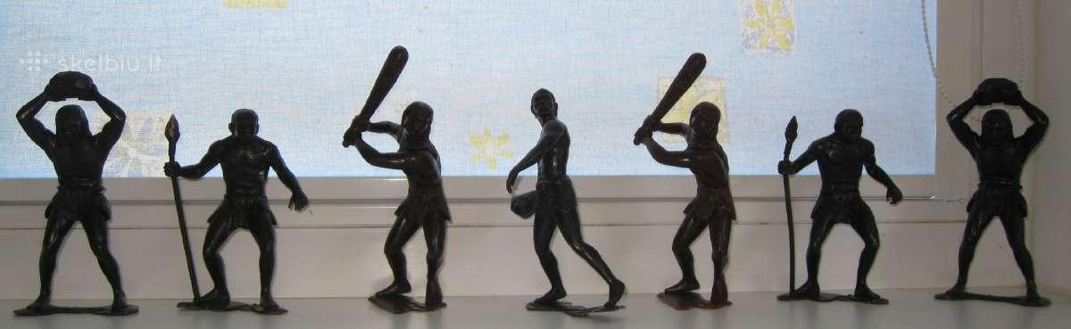Neandertaliečiai statulėlės