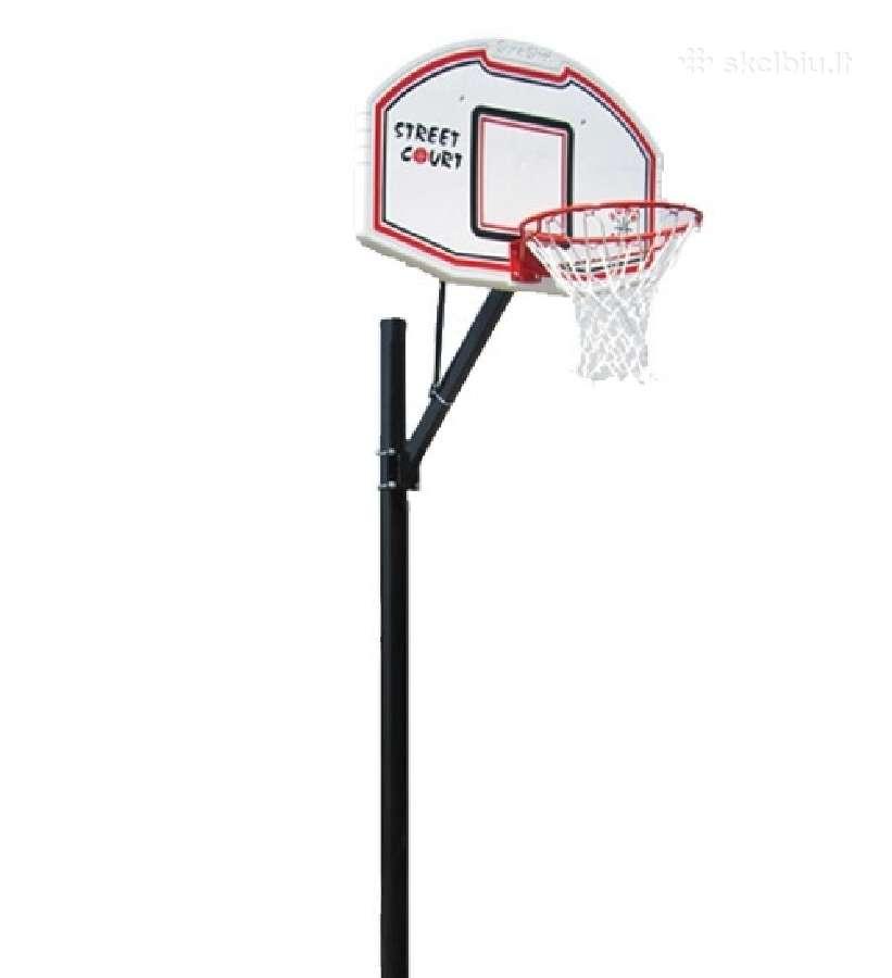 Įbetonuojamas krepšinio stovas - gera kaina!