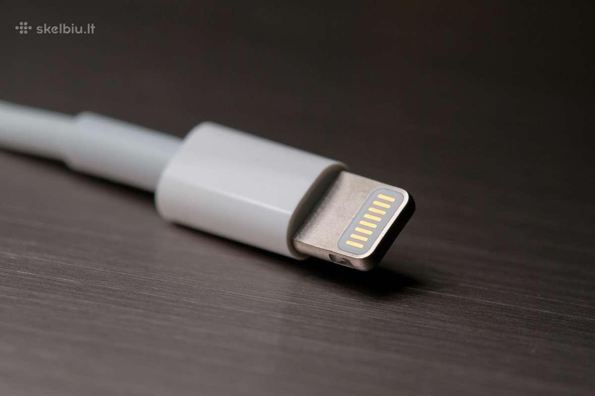 Originalus iPhone 5, 6, 7 pakrovėjas
