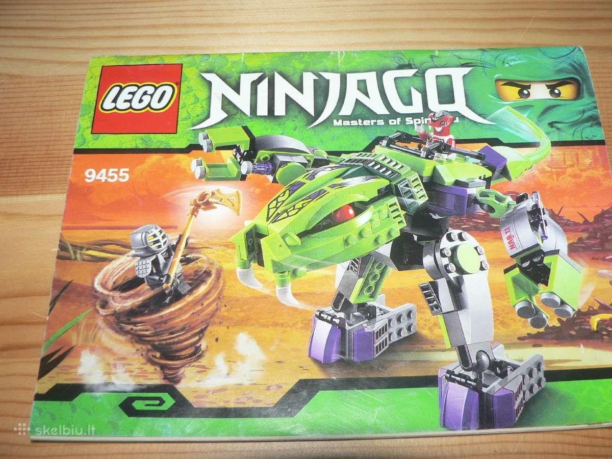 Lego Ninjago 9455