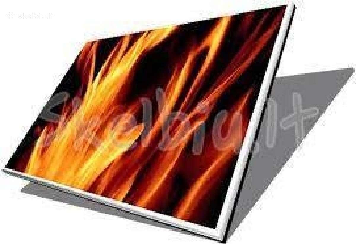 Naudotos nuo 7 iki 17,3 LCD