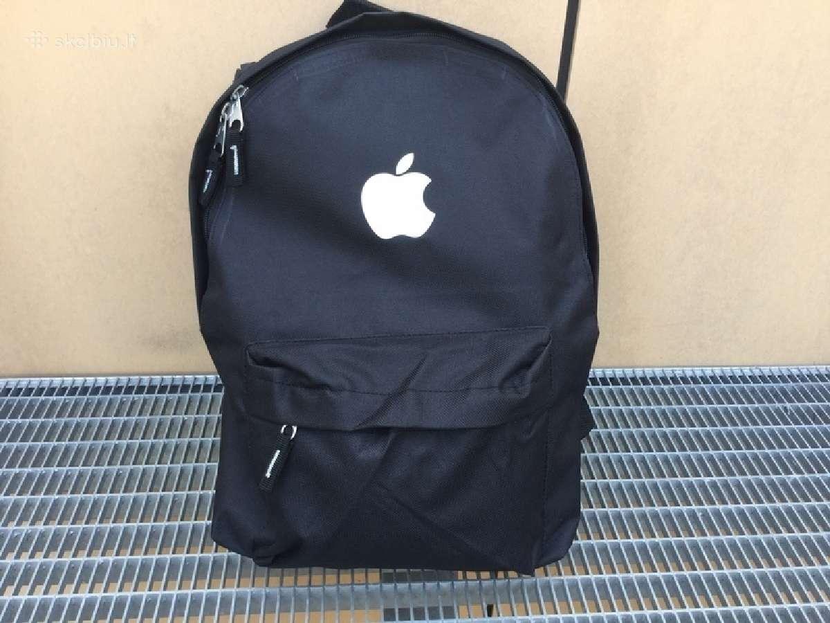 Nauja Kuprinė su Apple logotipu Pigiai