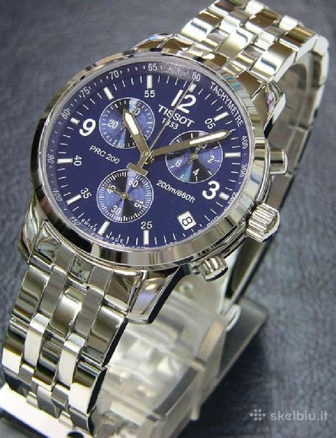 Tissot vyriškas laikrodis T17.1.586.42