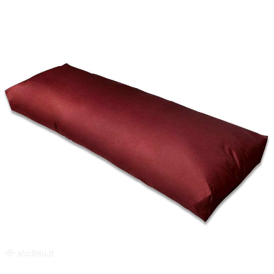 Nugaros Pagalvėlė, 120x40x20 cm, 40 €