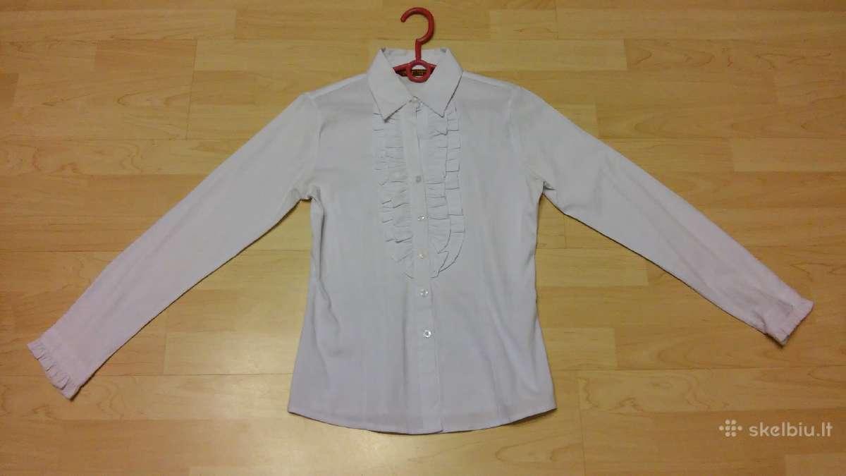 Parduodama nauja palaidinė -mokykliniai marškiniai