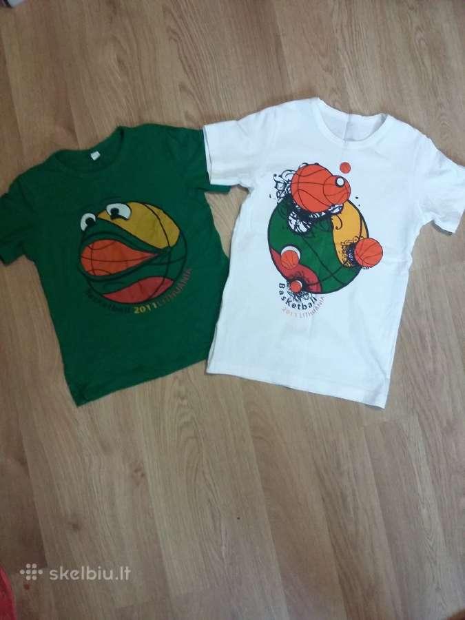 Marškinėliai Basketball 2011