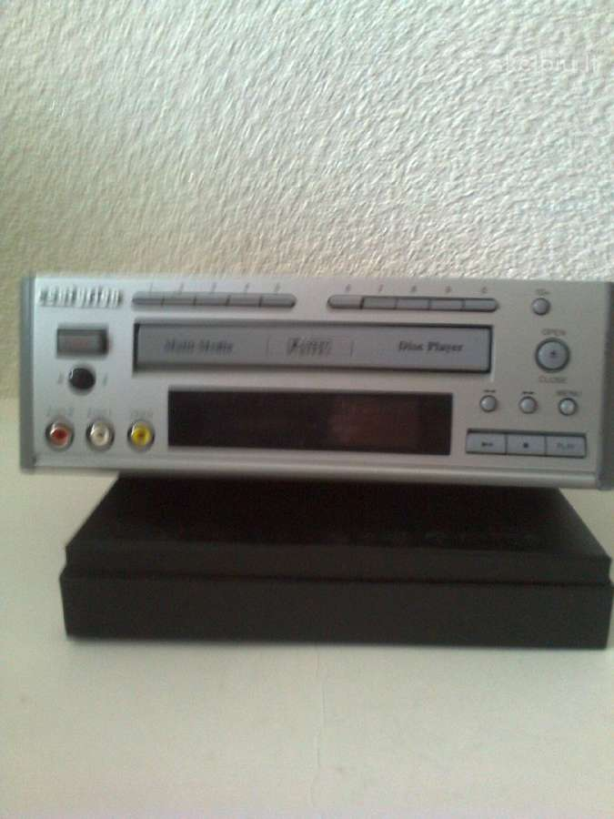 Multimedia Player 12v Centurion2001s