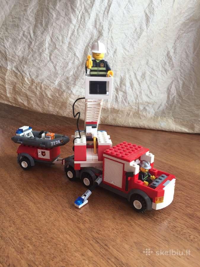 Lego konstruktorius 7239
