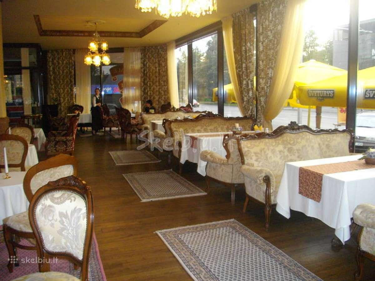 Restorane *Migdolas* -gedulingi pietūs tik nuo 6eu