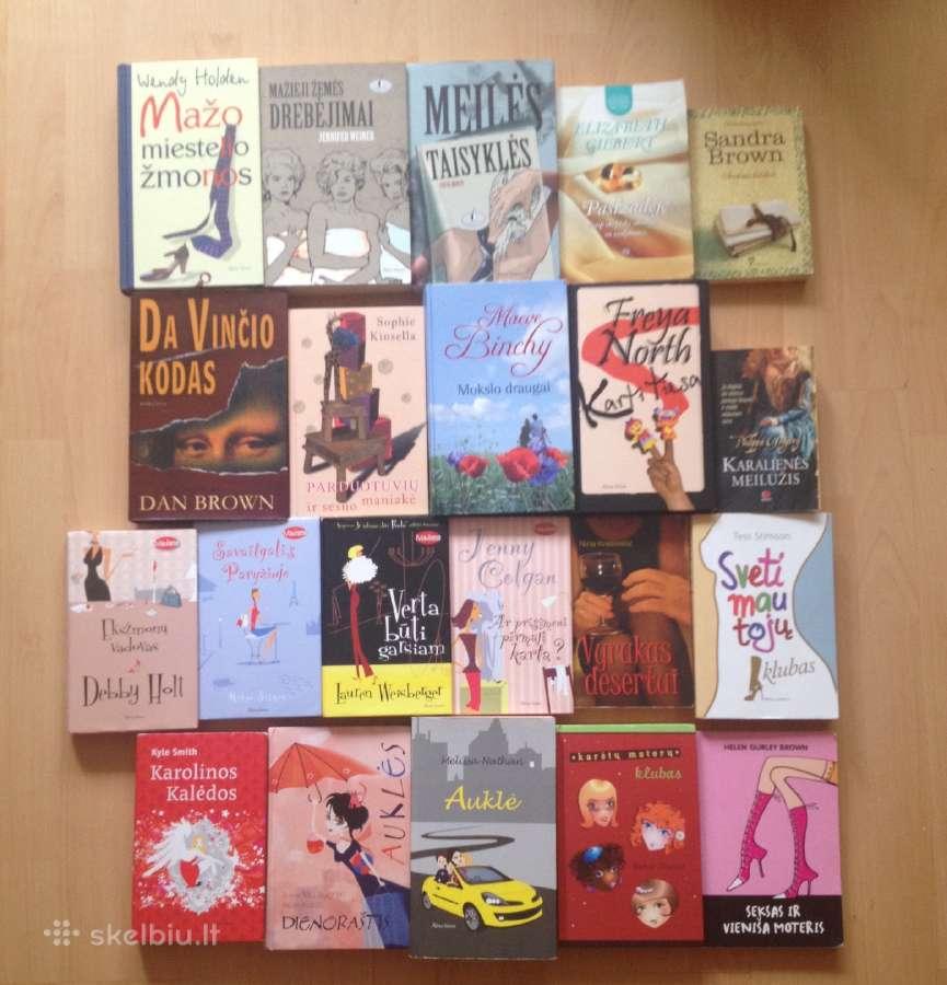 Parduodu knygas ir anglu kalbos zodyna