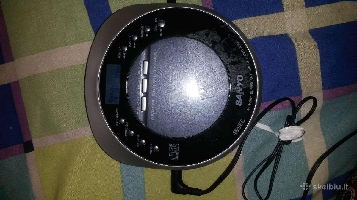 Mp3 grotuvas-radija