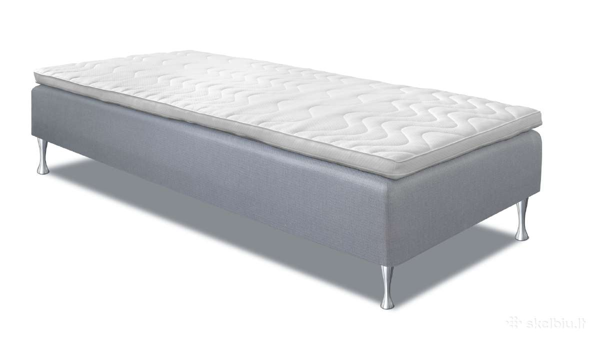 Skandinaviškos kušetės- lovos. Pagaminta Lietuvoje