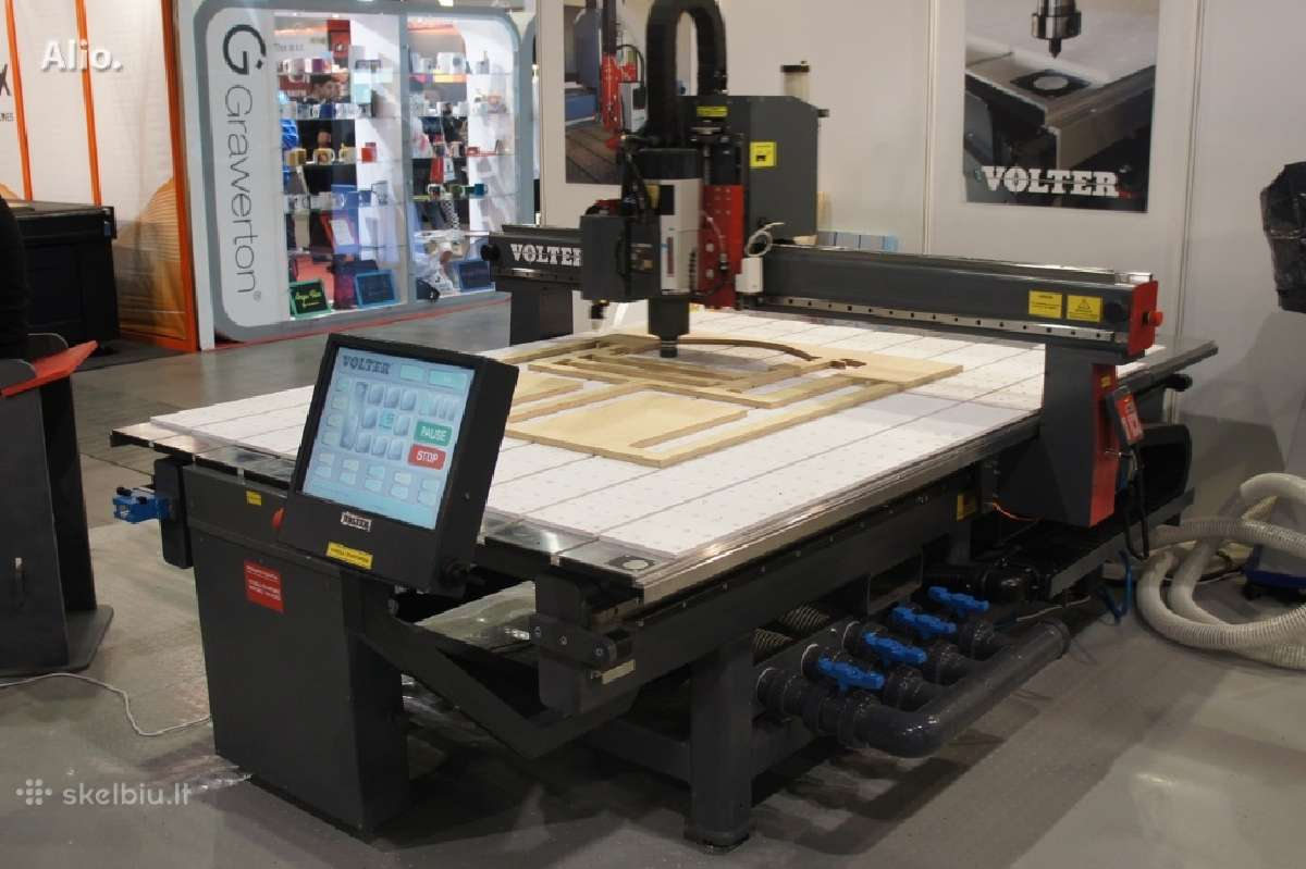 Cnc Stakles Volter