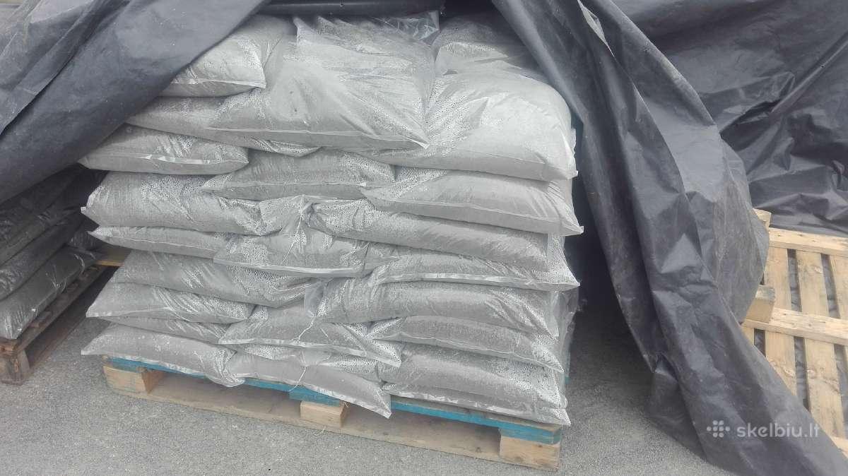 Granito skaldos atsijos 0-2mm maisuose po 25kg