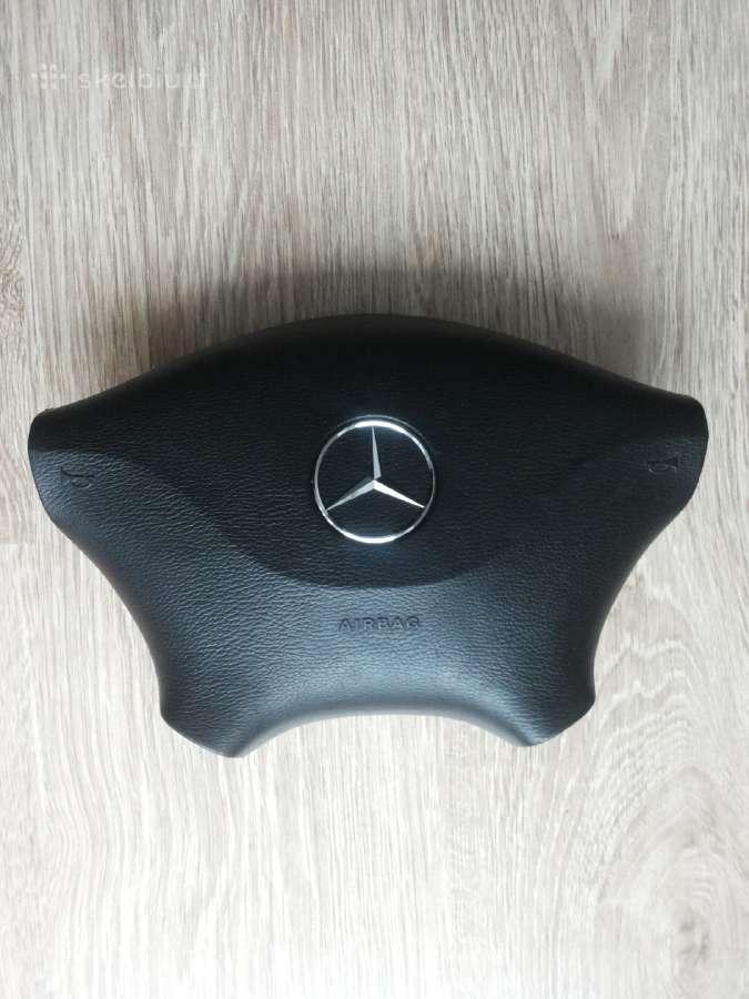 Mercedes-benz Sprinter vairo oro pagalve