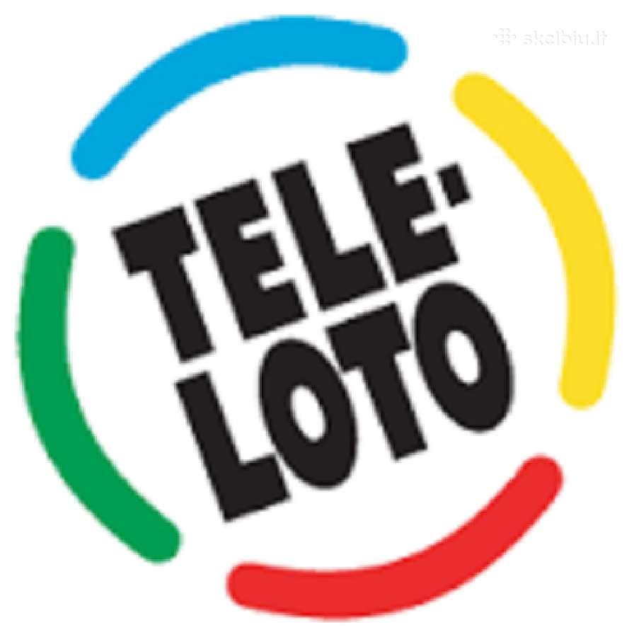Perku pakvietimą į Teleloto studiją. Moku 350€