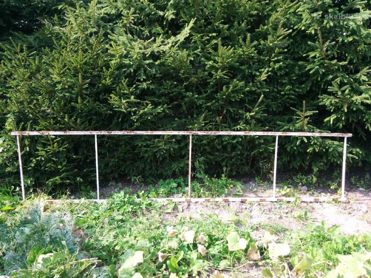 Medines tvoros remai ir vartu -geležiniai