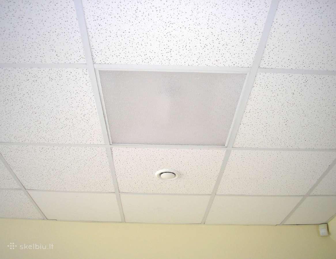 Plokštės pakabinamoms luboms, Led šviesos panelės