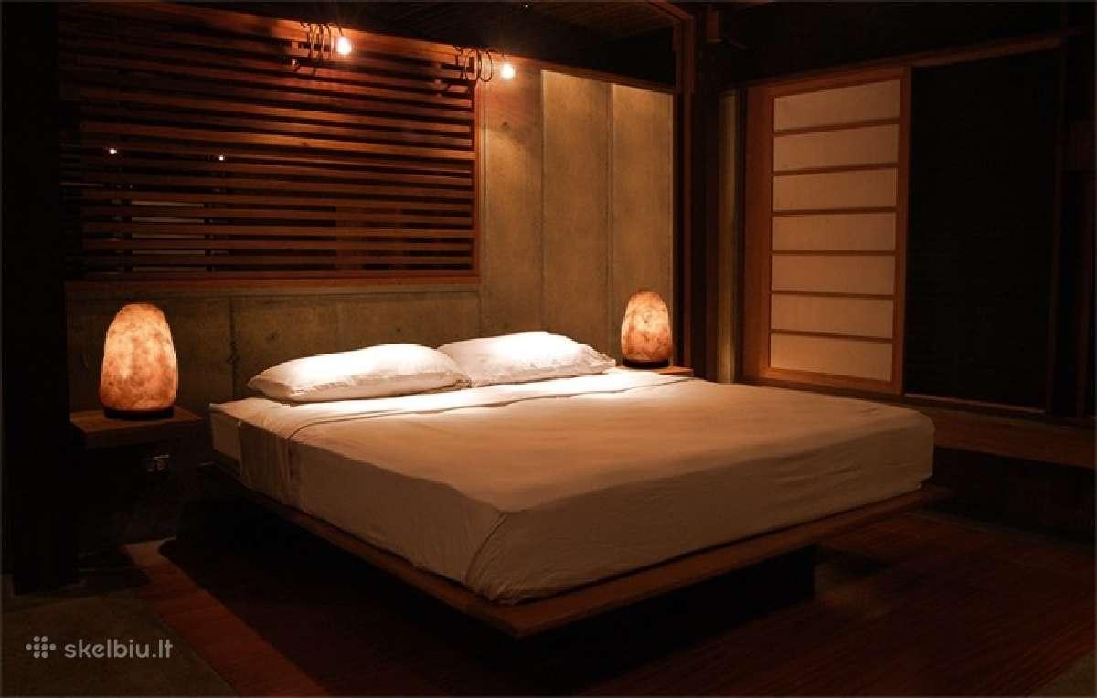 Miegamojo kambario lovos
