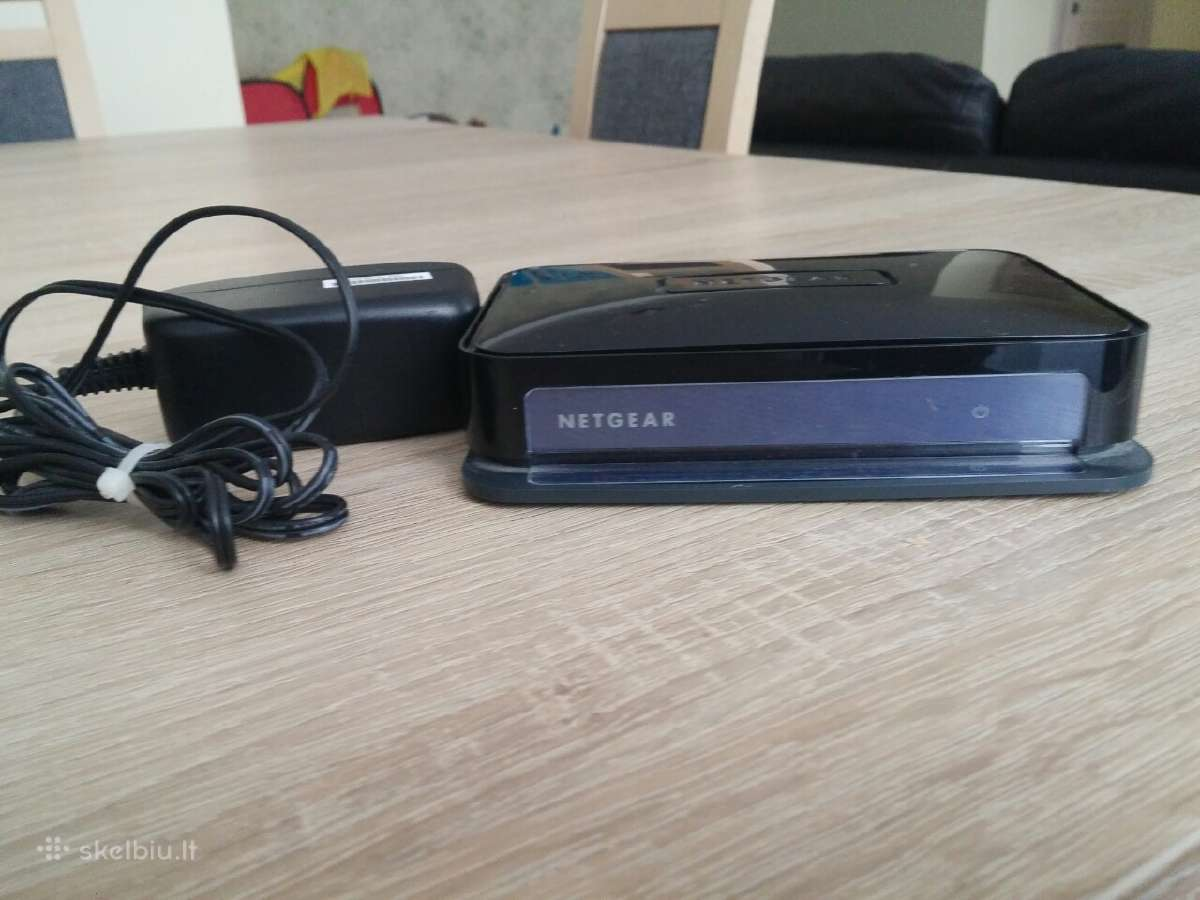 Netgear Push2tv HD Ptv2000 1080p Widi imtuvas