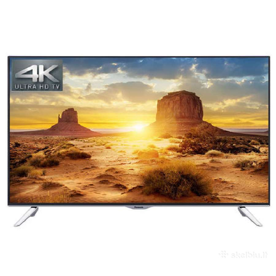 Panasonic televizorius ultra HD 4k naujas