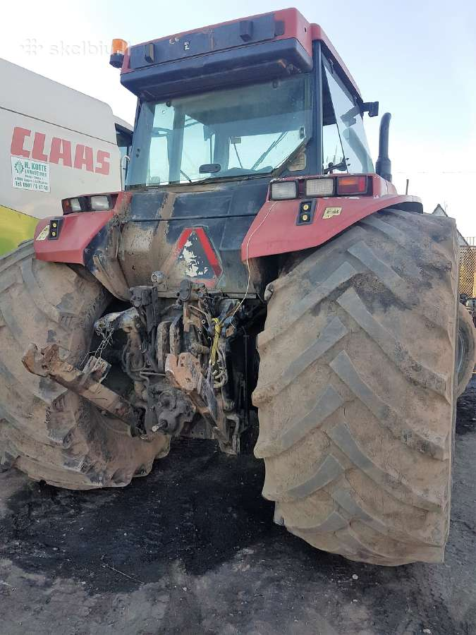 Traktorius Case Ih Magnum 7220 Ardomas Dalimis