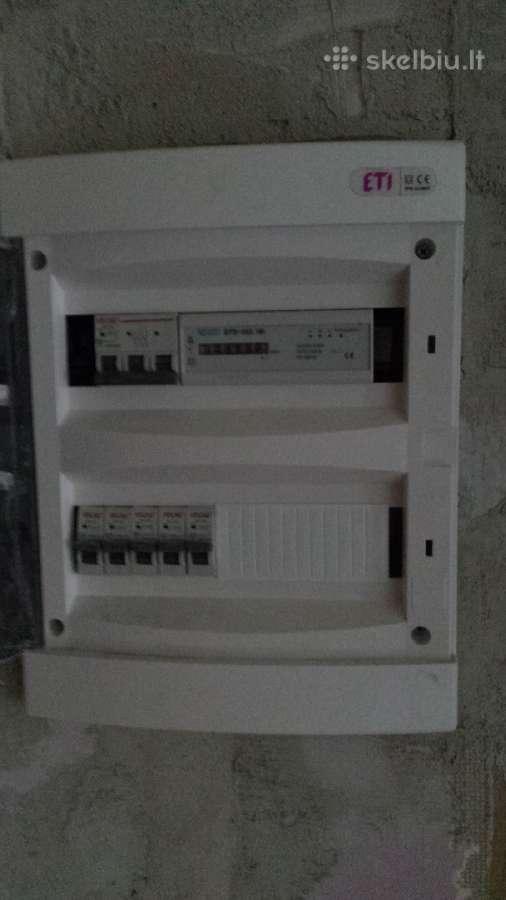 Nebrangios profesionalaus elektriko paslaugos