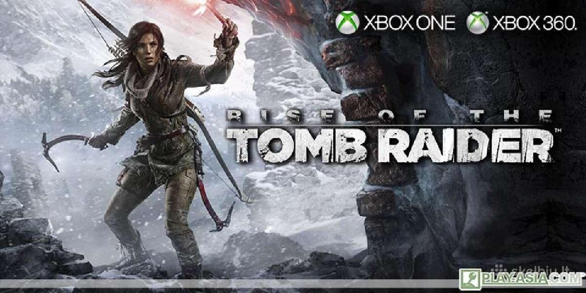 Xbox 360 atrišimas žaidimu ikėlimas.