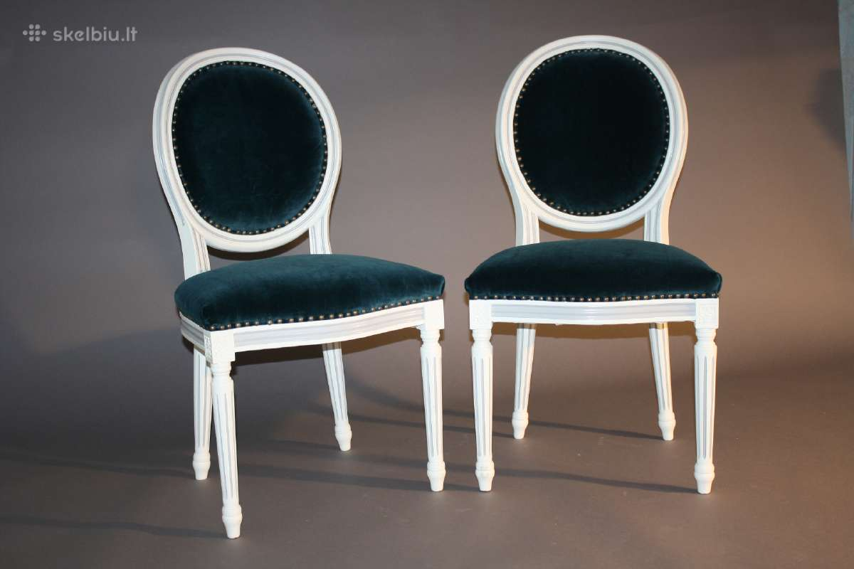 Dvi kėdutės 220 eur