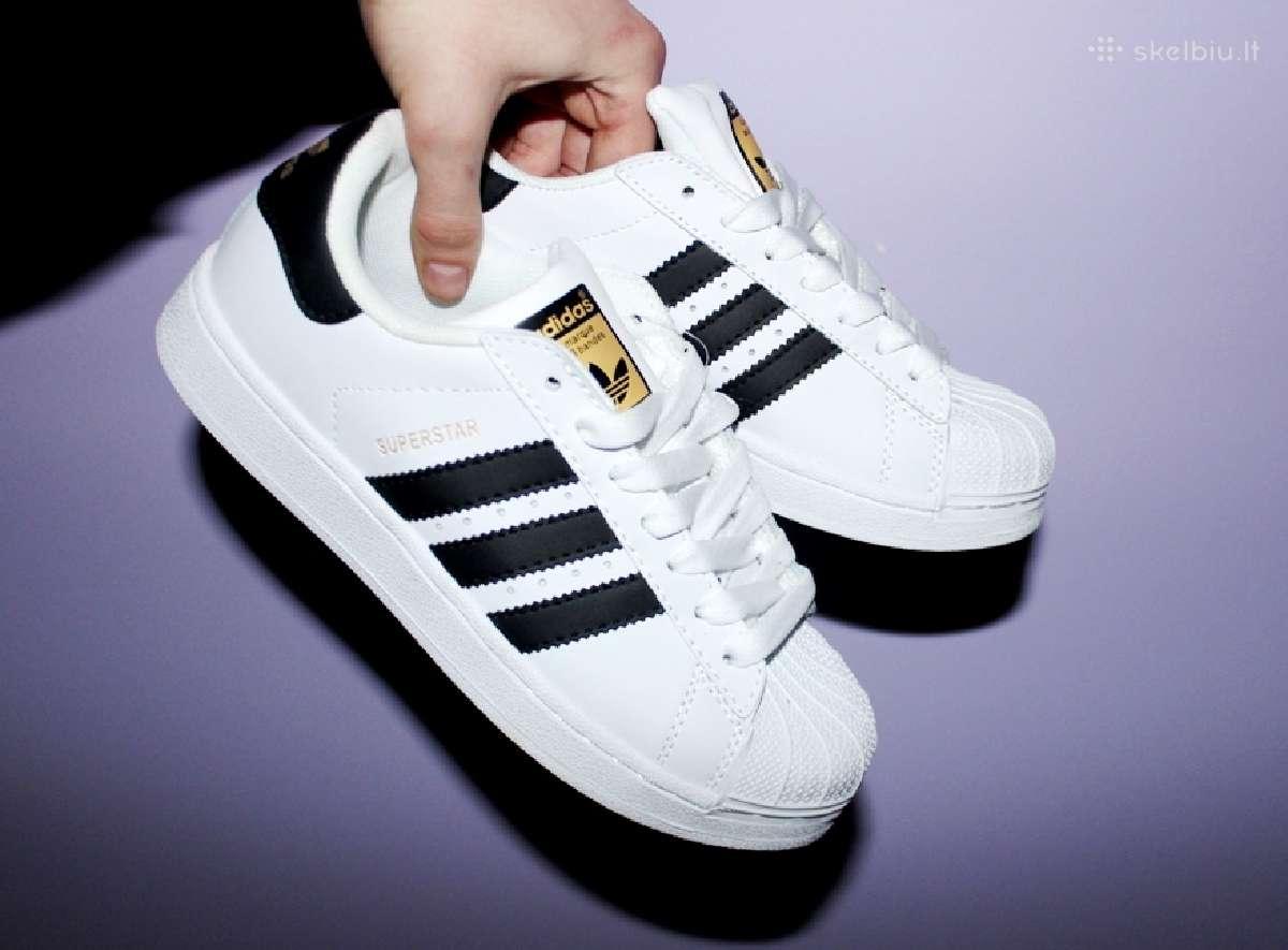 Adidas Superstar vietoje 36, 37, 38, 39 Dydis