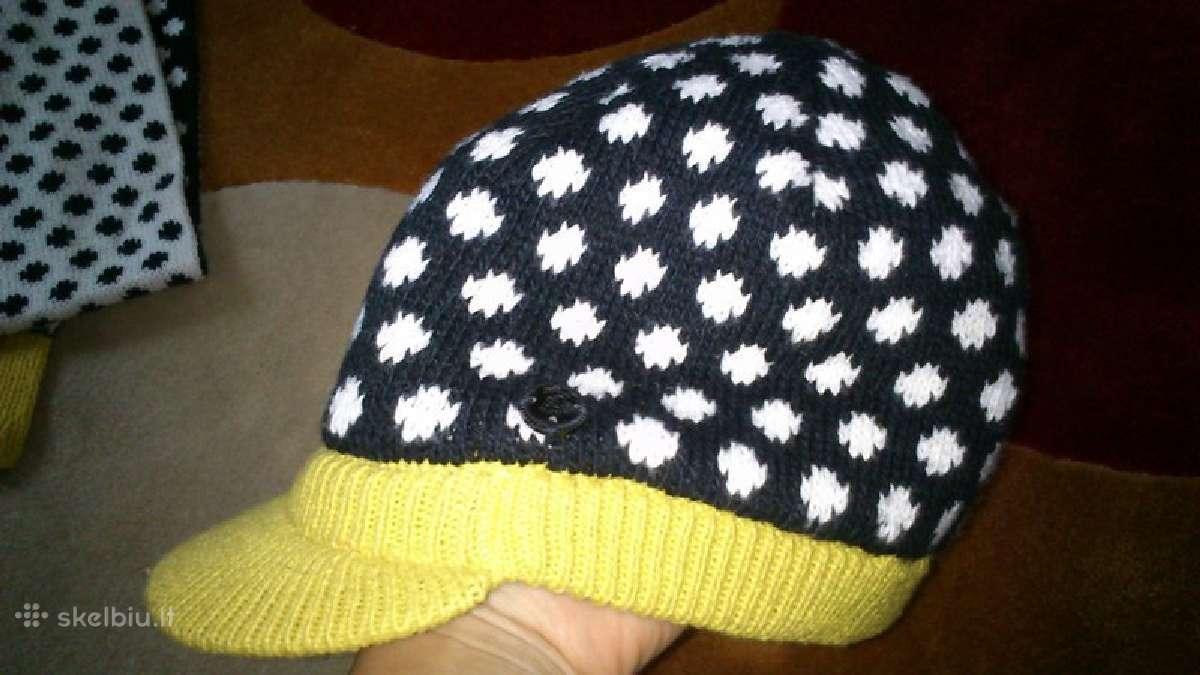 Kepurė ir šalikas